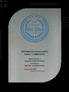 ELITE CLUB 2013 - серебряная медаль